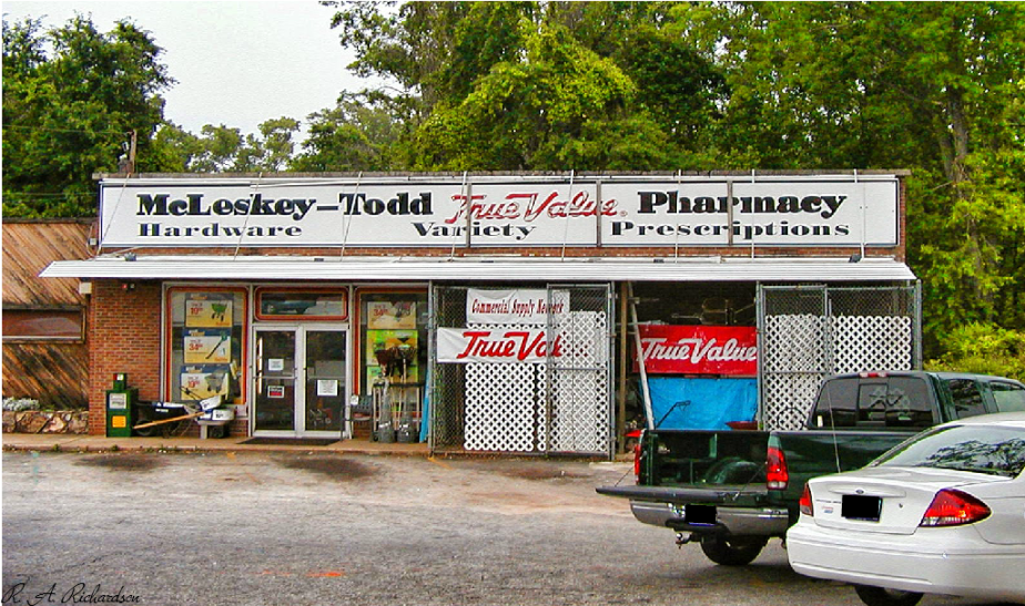 True Value Hardware and Drugs