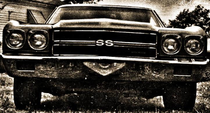 1970 Chevelle SS-396