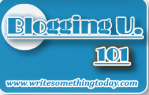 Blogging U - 101 Logo Ver 2