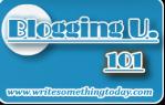 Blogging U - 101 Logo Ver 2