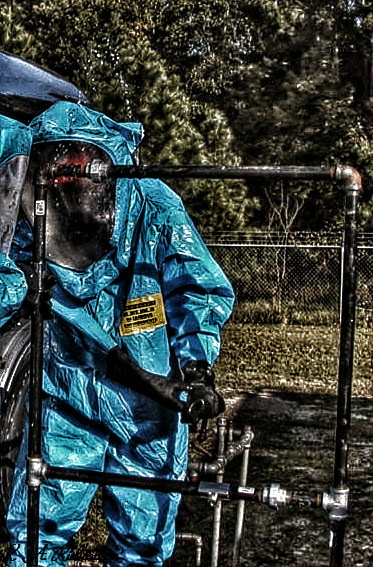 Hazmat Training at SCFA
