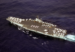 USS Indpendence (CV-62) - My second ship  (1979-1981)
