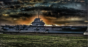 USS Yorktown at Patriots Point, Charleston, SC
