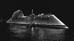 USS Zumwalt (DDG-1000) - Go Navy!!!
