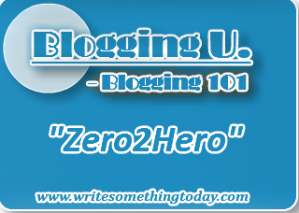 Blogging 101 Logo