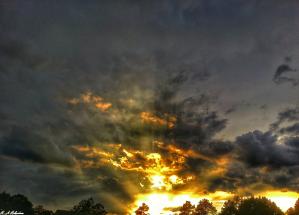 Winslow Sunset